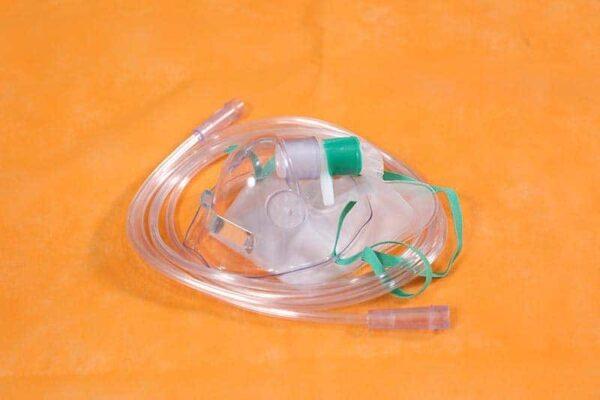 מסכת חמצן ילד