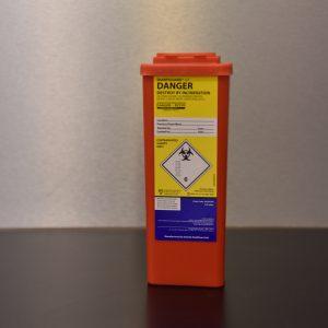 פח מחטים 0.5 ליטר