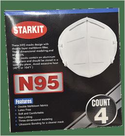 n95 masks pack